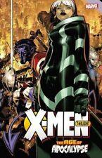 X-Men Age of Apocalypse Twilight GN AOA Ramos Chris Bachalo Hulk TPB New NM