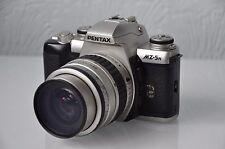 Pentax MZ-5N+SMC Pentax-AF 1:4-5.6 35-80mm Lens+Hoya 49mm Filter