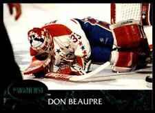 1992-93 Parkhurst Emerald Ice  Don Beaupre #197