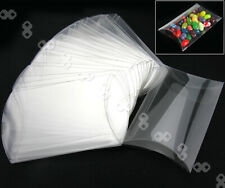 25Pcs Pillow Boxes Clear Candy Case Chocolate Sweet Wedding Party Favor