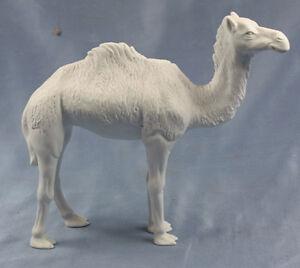 Große Dromedar Kamel figur porzellanfigur Tierfigur Wallendorf  Porzellan