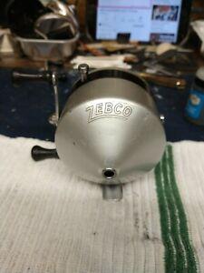 "Vintage Zebco ""Standard"" made the original Zero Hour Bomb Company Tulsa Okla."