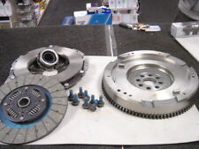 TOYOTA AVENSIS 2.0 D4D 2006 ON FLYWHEEL SOLID CONVERSION CLUTCH KIT
