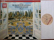 Philips 4127901 Bach The Brandenburg Concertos – I Musici  NM