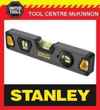 STANLEY FATMAX 230mm PRO BOX MAGNETIC TORPEDO LEVEL
