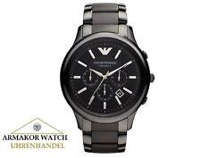 Emporio Armani Ceramica AR1451 Armbanduhr für Herren