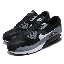 the latest 1482f 50ca6 Nike Air Max 90 Essential Black White Grey Men Running Shoes Sneakers  AJ1285-018