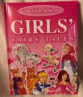 The Little Book of Girl's Fairy Tales- FREE SHIPPING!!