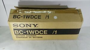 SONY BATTERY CHARGER BC-1WDCE