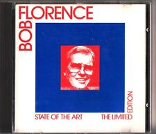 BOB FLORENCE -The Limited Edition. State Of The Art -CD -1989 -Prestige Jazz