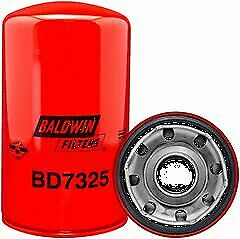 Baldwin BD7325 Dual-Flow Lube Spin-on Oil Filter For Select 05-18 Hino UD Models