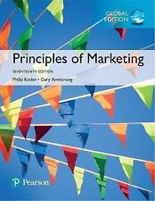 Principles of Marketing, Global Edition by Armstrong, Gary, Kotler, Philip T. |