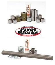 Yamaha Raptor 125 250 08-13 Pivot Works A-Arm Bearing Rebuild Kit Upper & Lower