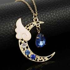 The Moon Judge - Cardcaptor Sakura Yue Inspired Necklace