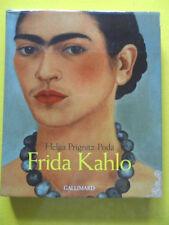 Helga Prignitz-Poda Frida Kahlo Editions Gallimard 2003 Mexique