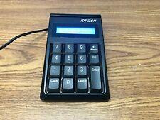 Used Id Tech Idke-534833B Securekey M100 M130 Encrypted Usb Keypad Card Reader