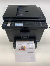 Dell - E525w Wireless Color All-in-One Laser Printer - Print Scan Copy Fax
