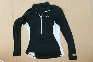 Womens Pearl Izumi Long Sleeve Cycling Top Size Small S