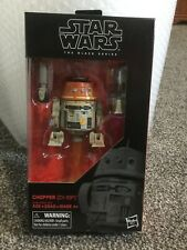 Hasbro Star Wars The Black Series Rebels Chopper Action Figure
