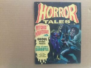 Horror Tales March #2 1970 Eerie Publications