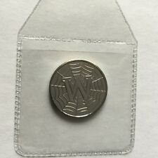 The Great British Coin Hunt A-Z Alphabet 10p. Uncirculated  W Is Worldwide Web