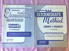 Rubank Elementary & Intermediate Method for Cornet or Trumpet