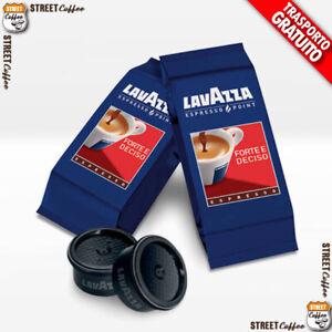 600 Cialde Capsule Lavazza Espresso Point Forte e Deciso CREMA E AROMA gratis