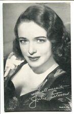JULIE STEVENS-ARCADE CARD-1950 FR/G