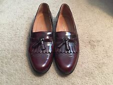 *EUC* ~  Men's Nordstrom Chestnut Loafers (Made in Italy) ~ Size 10 N