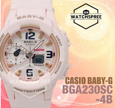 Casio Baby-G Round and BGA-230 Series Watch BGA230SC-4B