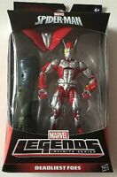 Marvel Spiderman Legends  Deadliest Foes - ►NEW◄ PERFECT NEVER REMOVED MISB