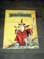 TSR - AD&D Advanced Dungeons & Dragons Forgotten Realms - SHADOWDALE 2nd Edt