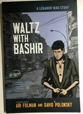 WALTZ WITH BASHIR (2009) Metropolitan graphic novel FINE 1st
