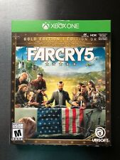 Far Cry 5 The Father Edition Collector's Edition Xbox One - GREAT Condition!