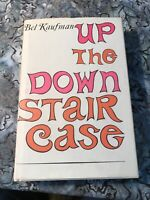 VINTAGE UP THE DOWN STAIR CASE BY BEL KAUFMAN COPYRIGHT 1965