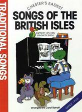 Folk Piano Sheet Music & Song Books