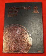 INDIAN HEAD CENTS 41 COINS IN NEW WHITMAN BOOK COLLECTOR CHCK OUT STORE IH767 B4