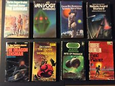 VINTAGE SCIENCE FICTION BOOKS BUNDLE