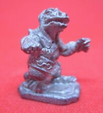 ARCHIVE MINIATURES AD&D pre slotta 1980's 524b LOW ORCAN COMMAND GROUP DRUMMER