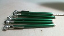 Tire Pressure Gauge Pencil Style 10-50 Lbs. 5 Per Order Green