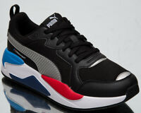 Puma x BMW Motorsport X-Ray Men's Black Silver Casual Lifestyle Sneakers Shoes