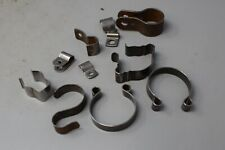 ANTIQUE MOTORCYCLE INDIAN CHIEF SCOUT HARLEY KNUCKLEHEAD JD VL WIRE FRAME CLIPS