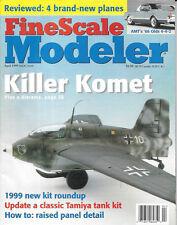 Fine Scale Modeler Apr.99 German Me 163B Komet Star Wars R2D2 KV-1 Luftwaffe