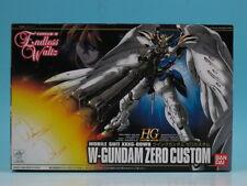 HG 1/144 Gundam Wing Endless Waltz XXXG-00W0 Wing Gundam Zero Custom Plastic...