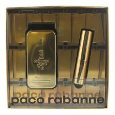 Paco Rabanne 1 Million Eau de Toilette 50ml & EDT 10ml Gift Set For Him - NEW.