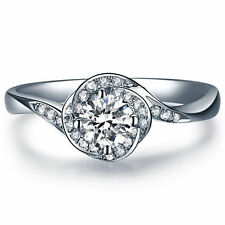 14k Moissanite Engagement Rings