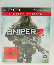 Sniper: Ghost Warrior 2 le-Sony PlayStation 3 ps3 completamente en OVP muy bien