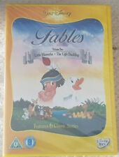 DVD Walt Disney's Fables - Vol.2 [DVD]  New & Sealed