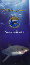 "2007 $1 Uncirculated Coin: Ocean Series - ""White Shark."""