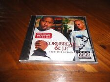 Cornbread the Unseen & J.P. - Separated At Birth - Texas Rap CD - BUN B of UGK
